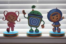 umizoomi cake toppers team umizoomi birthday decorations small oval oak coffee table ideas