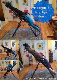 teeter inversion table reviews the benefits of inversion and review of the teeter hang ups