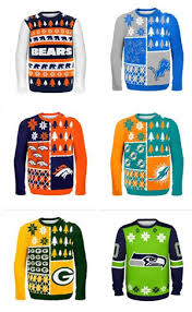 nfl sweaters 10 fridays until gift idea nfl sweaters