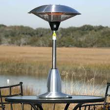 outdoor patio heaters reviews patio ideas sahara 4 5kw tabletop patio heater reviews table top