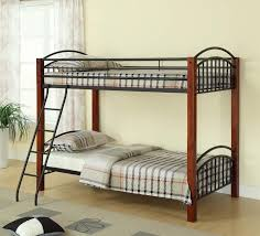 Metal Bunk Bed Ladder Let U0027s Be Practical With Metal Twin Bunk Beds Modern Wall Sconces