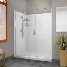 Glass Shower Door Options Silhouette Elite Swing Door Options Agalite Shower Bath