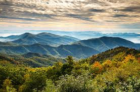 North Carolina landscapes images North carolina blue ridge parkway autumn landscape photography jpg