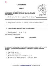 design a brochure lesson plan worksheets and rubric in french