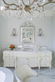 White Framed Mirrors For Bathrooms Miami White Marble Floors Bathroom Traditional With Luxurious