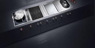 piani cottura gaggenau gallery of piano cottura a induzione in vetroceramica ci 490
