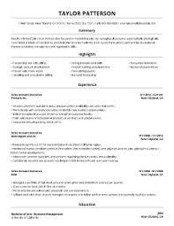 Modern Resume Format 99 Free Professional Resume Formats U0026 Designs Livecareer