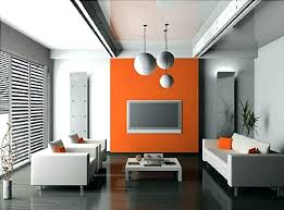 Kitchen Accent Wall Ideas Decor With Orange Accent Wall Modern Gray Paint Ideas Kitchen