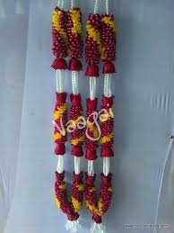 wedding garlands online jasminegarland jg110 tirupati pelli poola