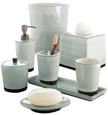 Salle De Bain Bathroom Accessories by Tribeka Bath Accessories