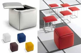 7 chairs for small spaces brillant multi function designs