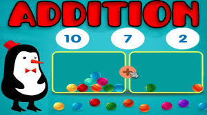 addition with manipulatives basic math counting 1 15 learning