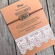 Bridesmaid Asking Gifts Amazon Com Asking Bridesmaids Asking Gifts Burlap Wedding