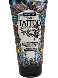 tattoo aftercare cream uk 2 x nuage skin tattoo moisturiser 150ml made in uk ebay