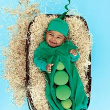 halloween costume for newborn costume of the day pea in a pod parenting