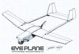 attachment browser eye plane concept sketch jpg by jarel design
