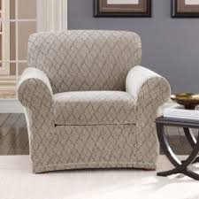 Armchair Slip Cover Slipcovers For Club Chairs Foter