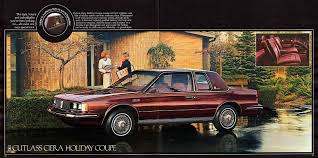 cc capsule oldsmobile cutlass ciera u2013 official car of the chelsea
