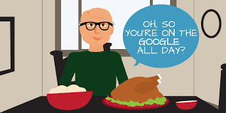 how to explain inbound marketing to your family this thanksgiving