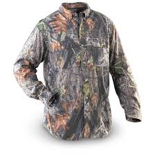 Insect Shield Clothing Reviews Rocky Airmesh Shirt With Buzz Off Insect Shield Mossy Oak Break