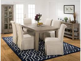 jofran slater mill pine dining table made from reclaimed pine