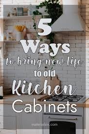 kitchen without cabinets how to update kitchen cabinets without replacing them