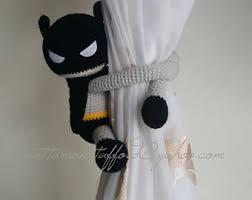 Where To Buy Curtain Tie Backs Crochet Curtain Tie Etsy