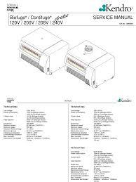 biofuge contifuge stratos 120 200 208 240v dual electrical