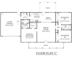 split bedroom floor plan baby nursery split floor plan ranch split bedroom house plans