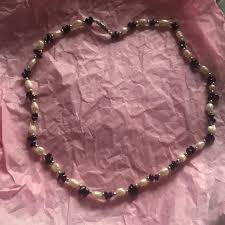freshwater pearl necklace jewelry images Jewelry freshwater pearl necklace poshmark jpg