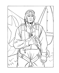 military coloring pages kids coloring