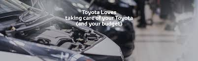servicing mot servicing and maintenance toyota uk