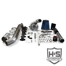 dodge 6 7 cummins performance parts h s motorsports 6 7 cummins sx e single turbo kit