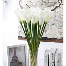 online shop xinaher new arrival calla lily home decoration flower