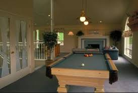 light over pool table what to use for lighting in a pool room home guides sf gate