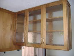 Glass Upper Cabinets Glass Upper Cabinet Other Side Healthycabinetmakers Com