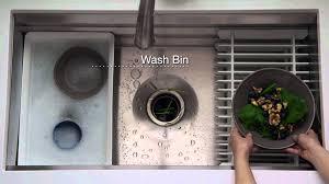 prolific stainless steel kitchen sink prolific stainless steel kitchen sink youtube