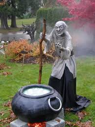Halloween Yard Decorations On Sale by Halloween Yard Decorating Ideas Decorating For Halloween On A