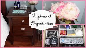bedroom wooden bedside table unique nightstands round nightstand