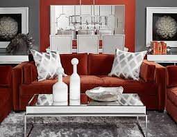 How To Decorate Living Room With Red Sofa by Sofa Style 20 Chic Seating Ideas
