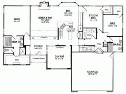 traditional house floor plans floor plan traditional single story house plans single story