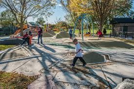 playground design riis park playground design in chicago for children
