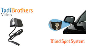 Car Blind Spot Detection What Is A Blind Spot Monitoring System For Vehicles Youtube