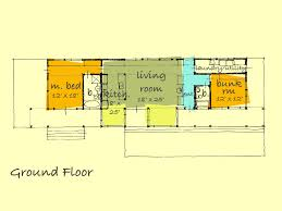 modern style house plan 2 beds 2 00 baths 1420 sq ft plan 431 2