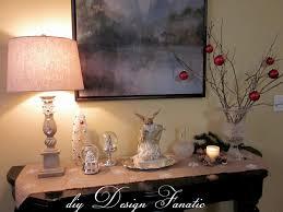 christmas decorations for sofa table diy design fanatic christmas tabletop the sofa table was decorated