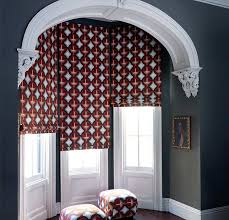 window treatment for bay windows ideas for bay window treatments the shade store