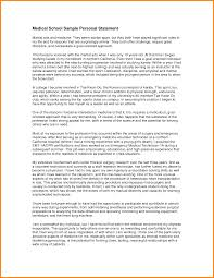 Resume Personal Statement by Personal Statement Example Good