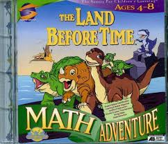 109 10422 the land before time math adventure video game