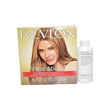 highlights vs frosting of hair amazon com revlon frost and glow highlights medium dark brown