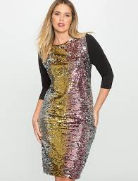 new years dresses for sale studio veriegated sequin dress eloquii